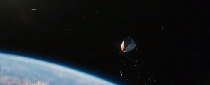 Star Trek Beyond Trailer 2 Escape Pod Launch