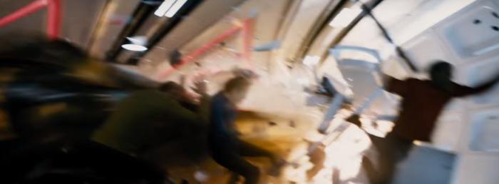 Star Trek Beyond Trailer 2 Explosion Crew