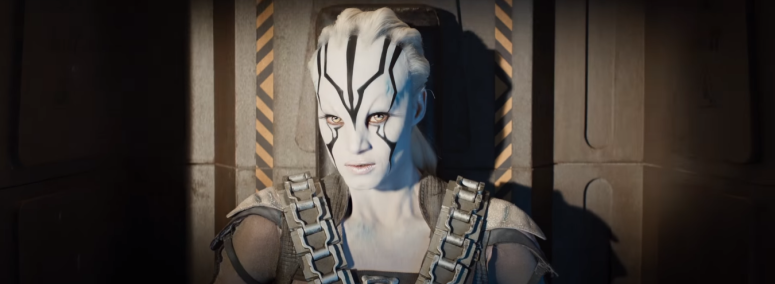 Star Trek Beyond Trailer 2 Female Alien Hero