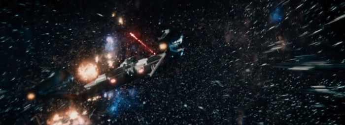 Star Trek Beyond Trailer 2 New Ship Swarmed By Aliens