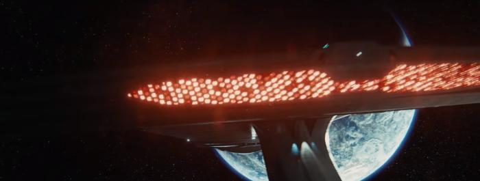 Star Trek Beyond Trailer 2 Planet & Enterprise 2