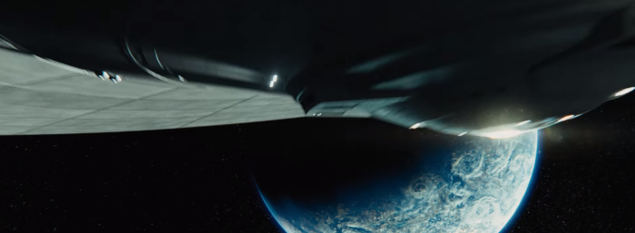 Star Trek Beyond Trailer 2 Planet & Enterprise