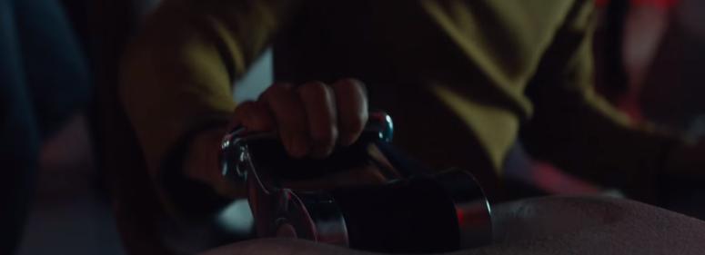 Star Trek Beyond Trailer 2 Punch It