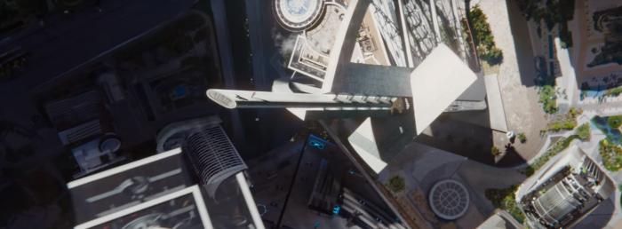 Star Trek Beyond Trailer 2 Starfleet Base