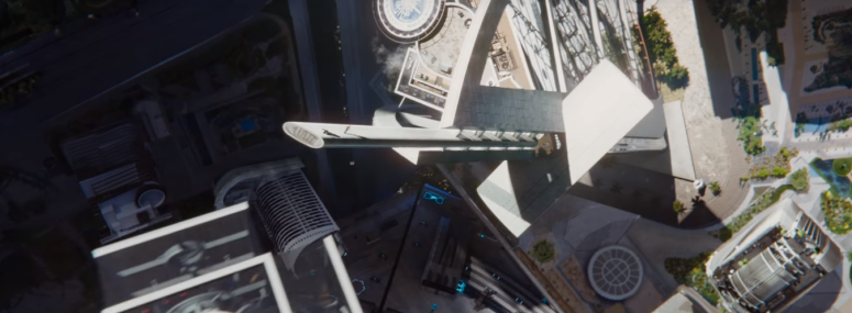 Star Trek Beyond Trailer 2 Starfleet Base