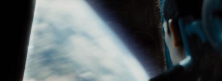 Star Trek Beyond Trailer 2 Sulu Jon Cho in Escape Pod