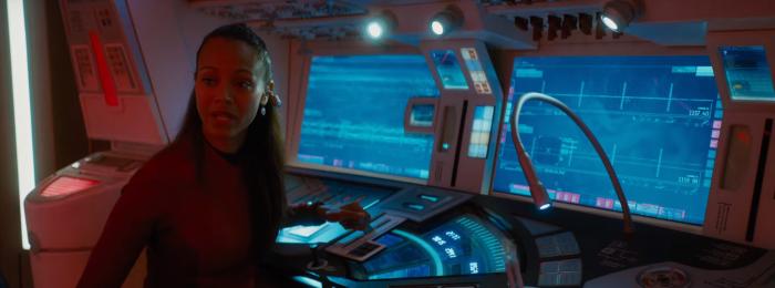 Star Trek Beyond Trailer 2 Uhura Zoe Saldana Worried