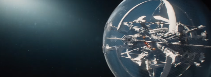 Star Trek Beyond Trailer Space Station