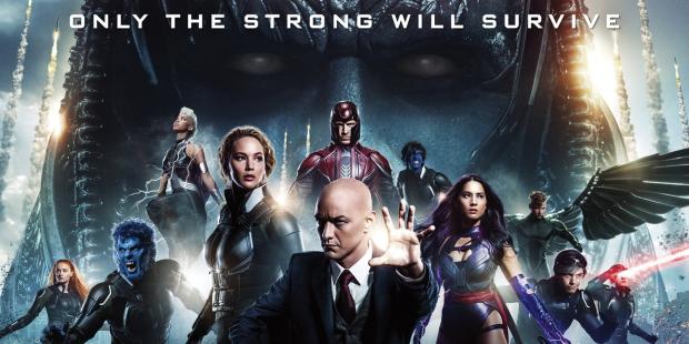 X-Men Apocalpse Poster