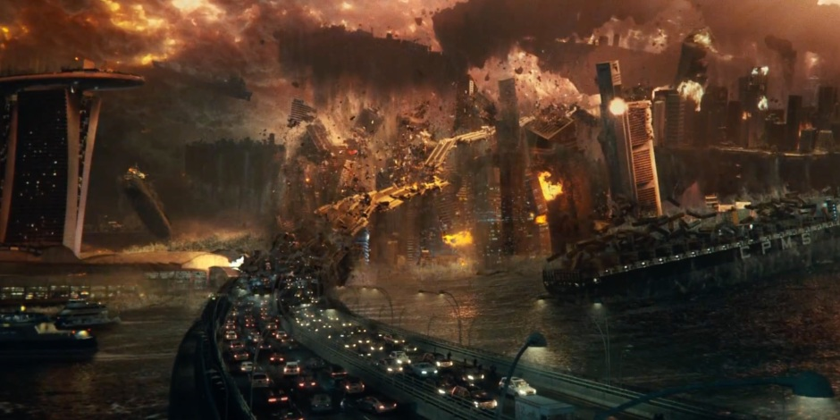 Independence Day Resurgence Review Destruction