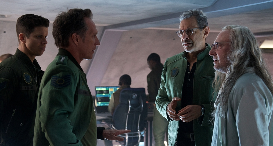 Independence Day Resurgence Review - Jeff Golblum William Fitcher