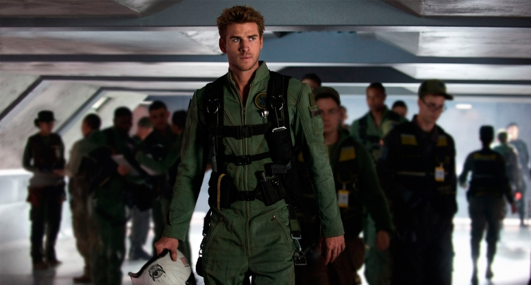 Independence Day Resurgence Review - Liam Hemsworth