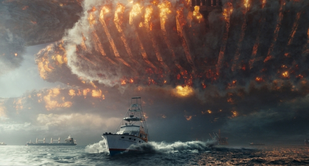 Independence Day Resurgence Review Over the Atlantic