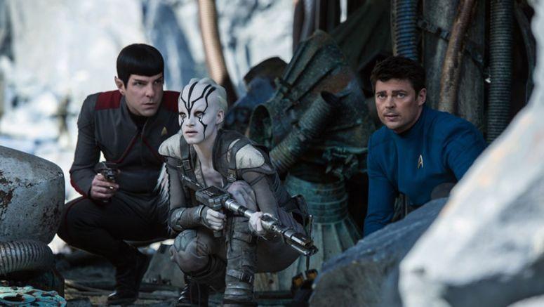 Star Trek Beyond Captain Final Trailer #3