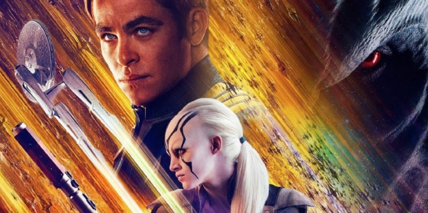 Star Trek Beyond Final Trailer 3 Rihanna Poster