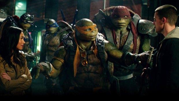 Teenage Mutant Ninja Turtles Out of the Shadows Review Casey Jones Megan Fox