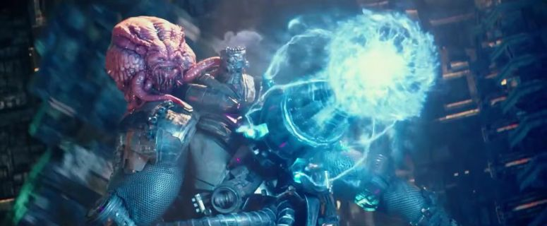 Teenage Mutant Ninja Turtles Out of the Shadows Review Krang