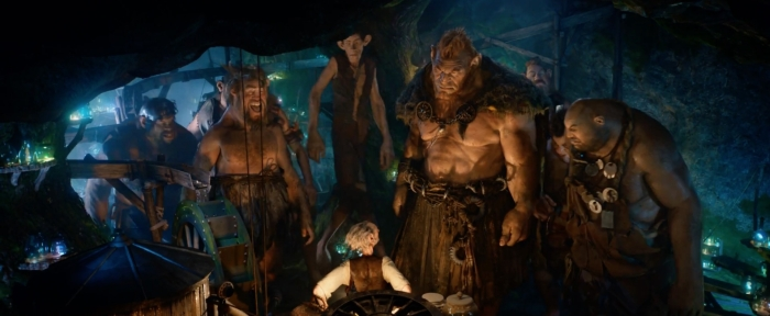 The BFG Review Angry Giants