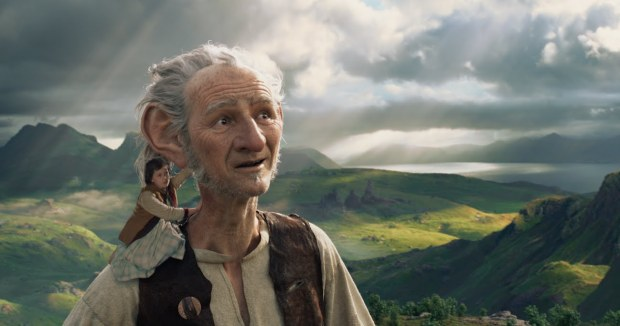 The BFG Review Mark Rylance Ruby Barnhill Sophie