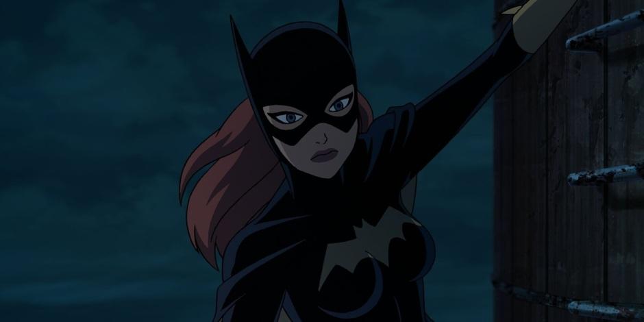 Batman The Killing Joke Batgirl Barbara Gordon