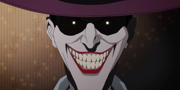 Batman The Killing Joke Joker Smile Mark Hamill