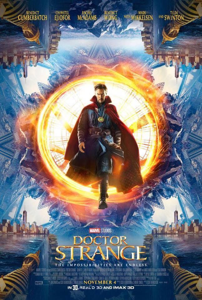 Dr. Strange Poster #2 SDCC