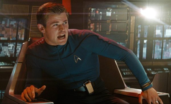 Star Trek 2009 Chris Hemsworth as George Kirk