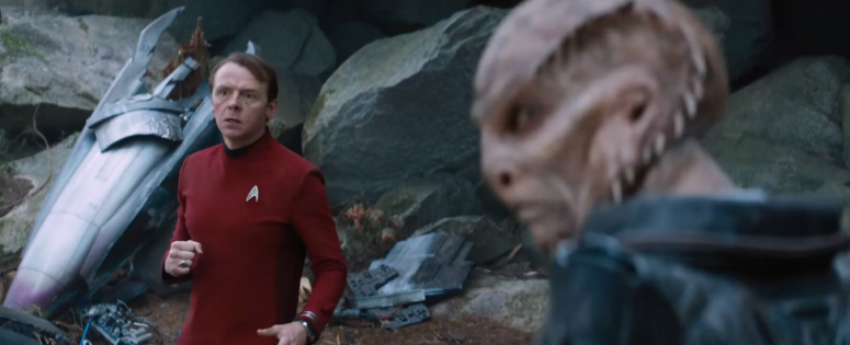 Star Trek Beyond Final Trailer 11 Scotty Simon Pegg