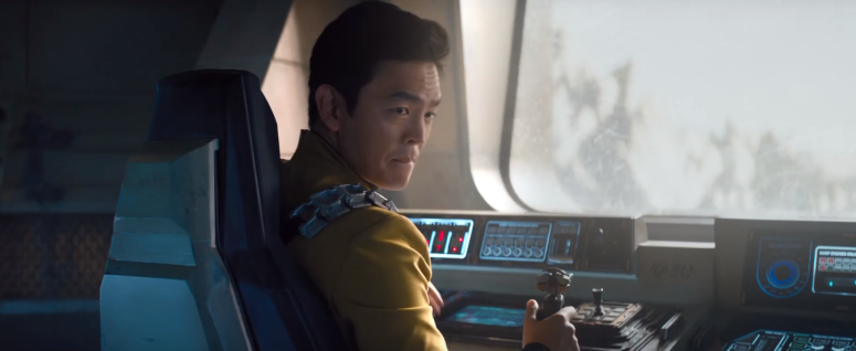 Star Trek Beyond Final Trailer 2 Sulu