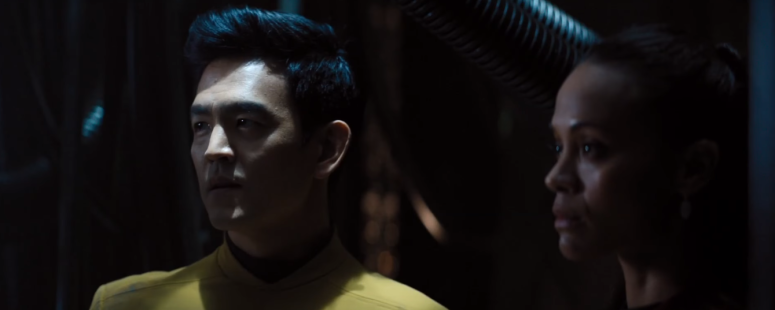 Star Trek Beyond Final Trailer 22 Sulu and Uhura