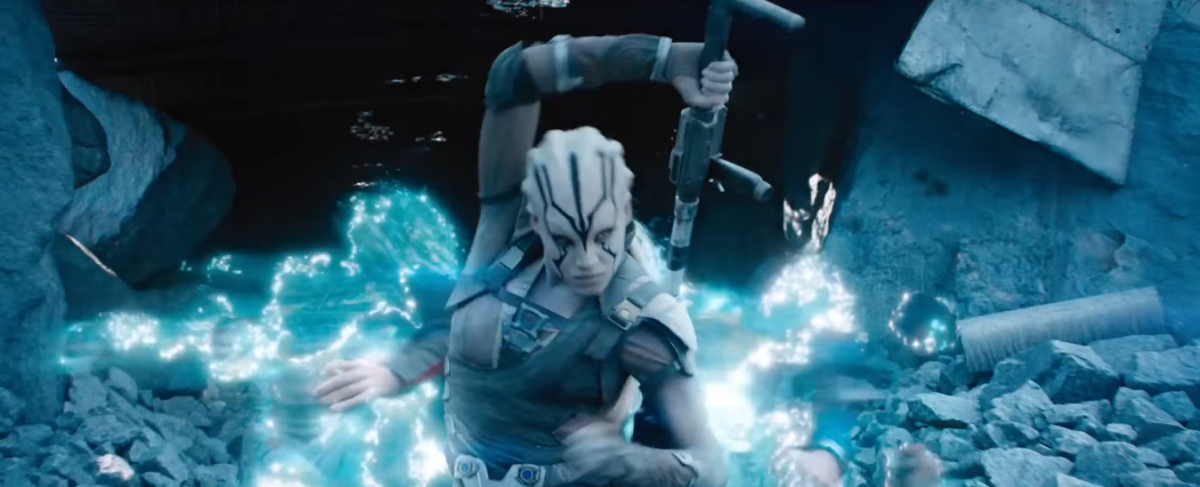 STAR TREK BEYOND Final Trailer SCREENGRABS!!! Complete Set.