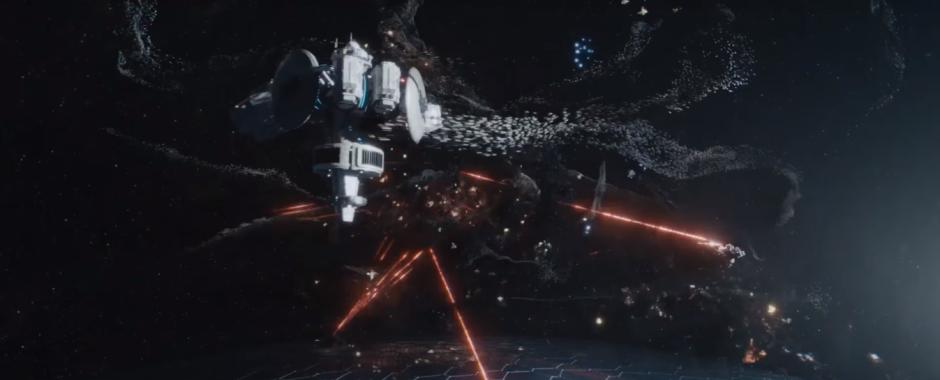 Star Trek Beyond Final Trailer 27 Space Madness
