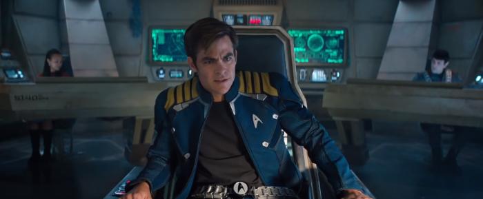 Star Trek Beyond Final Trailer 3 Chris Pine Captain Kirk