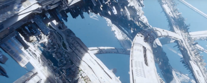 Star Trek Beyond Final Trailer 7 Federation Space Station