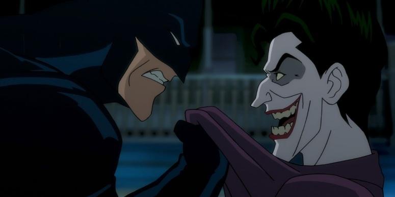 The Killing Joke Batman and Joker Mark Hamill Kevin Conroy
