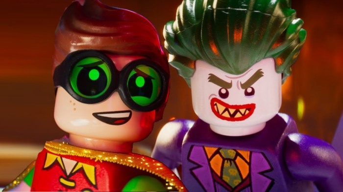 The Lego Batman Movie Trailer Joker and Robin