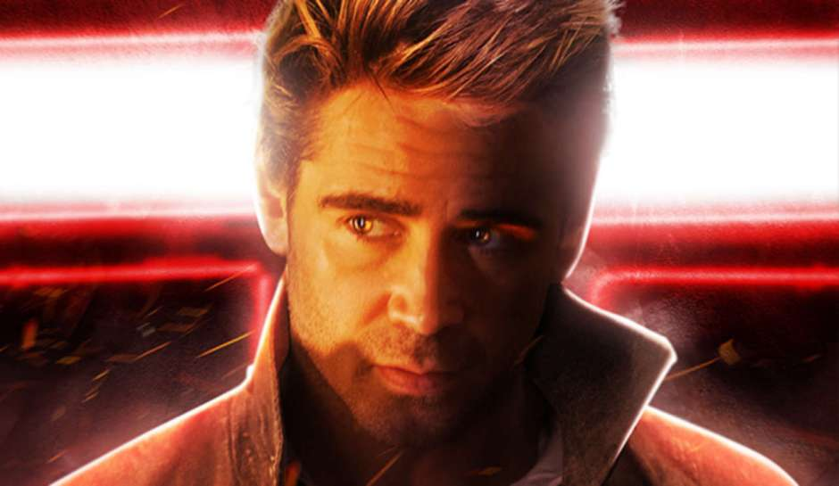 Colin Ferrell as John Constantine Justice League Dark