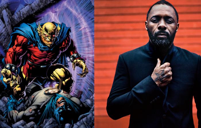 Idris Elba as Etrigan the Demon Jason Blood