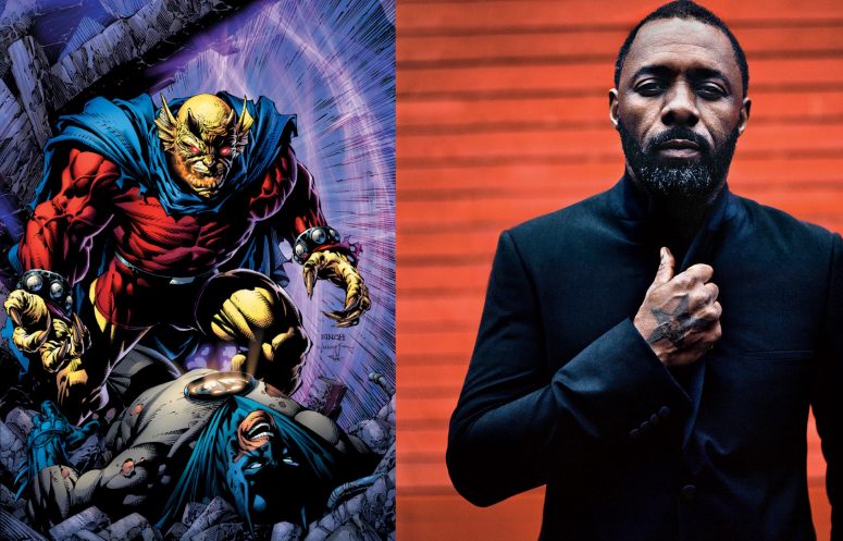 Idris Elba as Etrigan the Demon Jason Blood