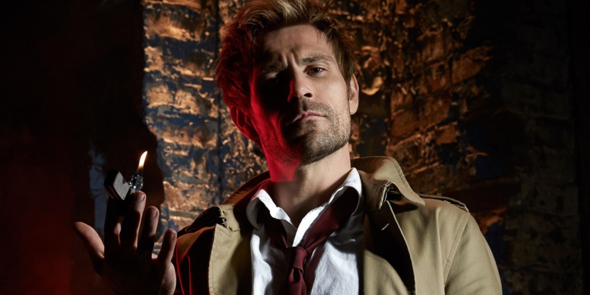 Casting JUSTICE LEAGUE DARK (aka 'DARK UNIVERSE') - Constantine, Zatanna, and Deadman