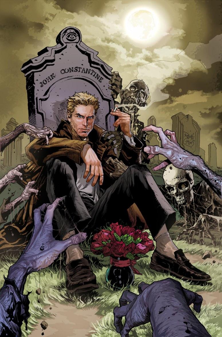 John Constantine New 52