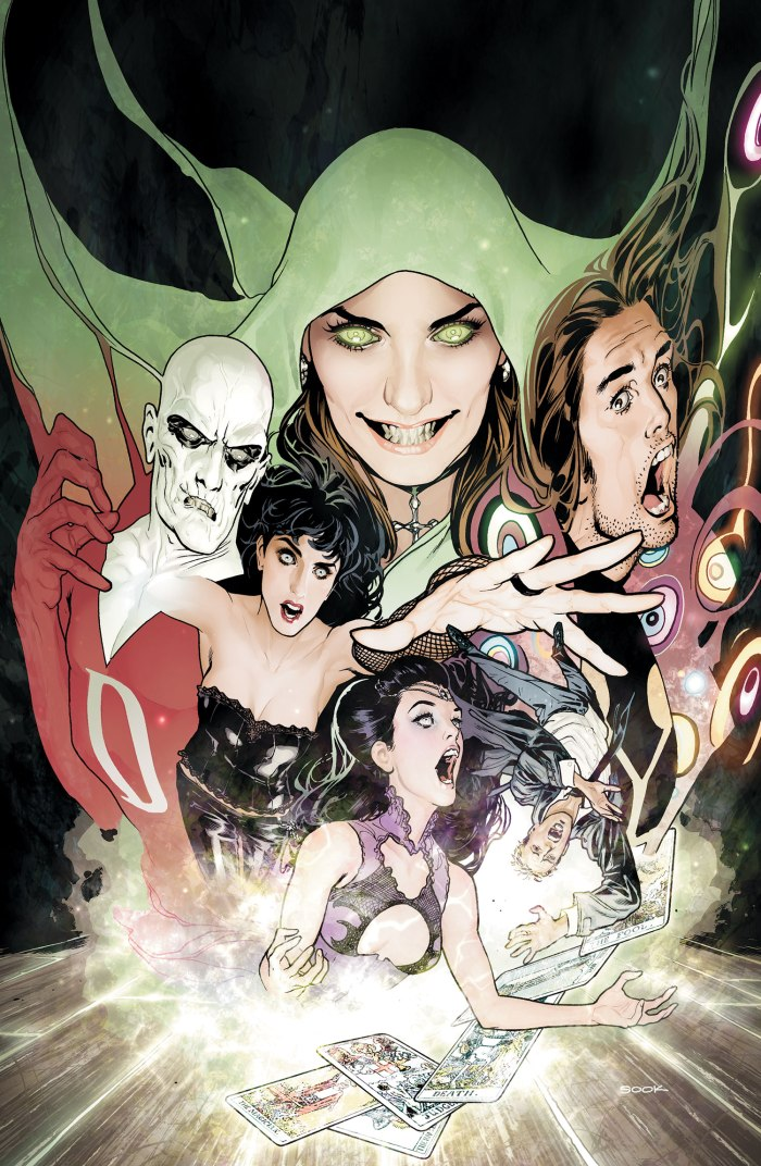Justice League Dark Volume 1 Cover