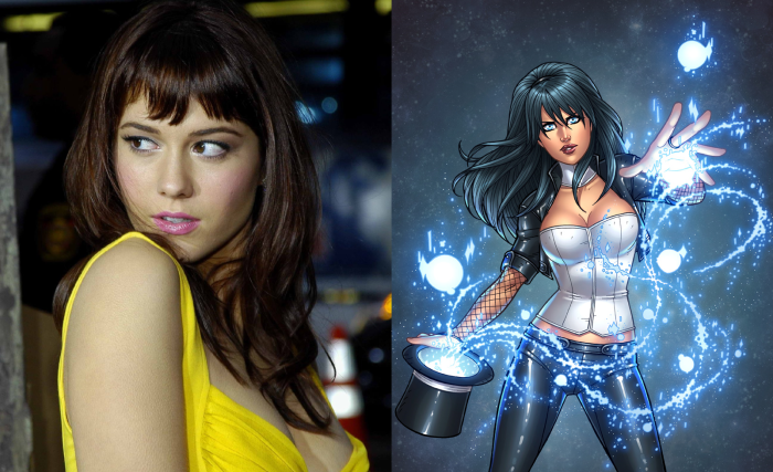 Mary Elizabeth Winstead as Zatanna Justice League Dark
