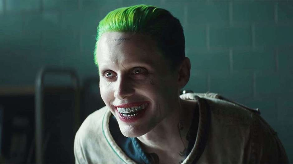 Suicide Squad Review Joker in Straigh Jacket Jared Leto