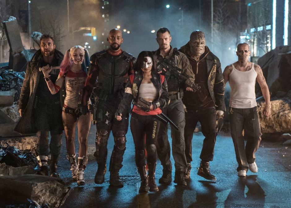 Suicide Squad Review Task Force X Boomerang Harley Quinn Deadshot Katana Rick Flag Killer Croc Diablo