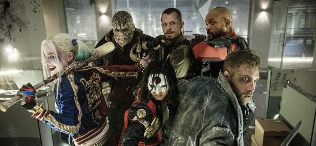 Suicide Squad Review Task Force X Boomerang Harley Quinn Deadshot Katana Rick Flag Killer Croc