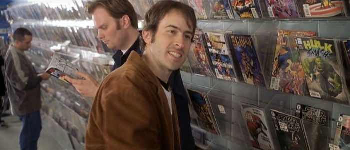 Jason Lee As Brodie Jay And Silent Bob Strike Back