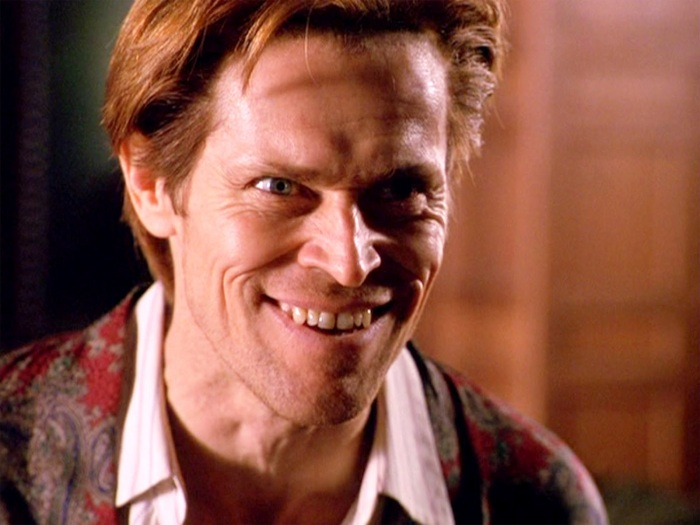 Willem Dafoe as Norman Osborn in Spider-Man (2002)