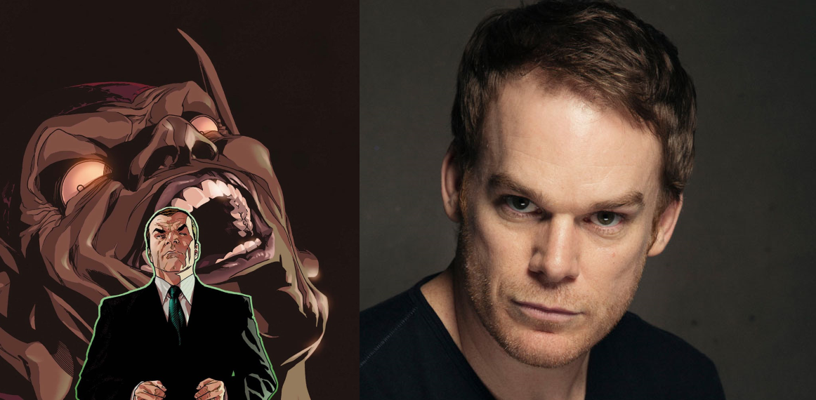 Green Goblin Actor