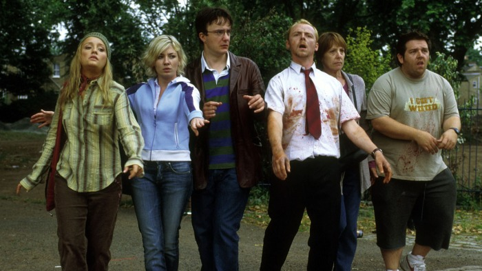 shaun-of-the-dead-simon-pegg-nick-frost-pretending-to-be-zombies